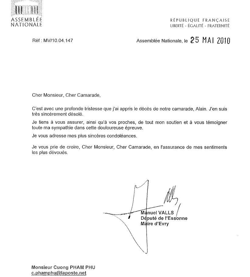 modele lettre demission adjoint Exemple lettre de demission adjoint au maire | Aubergecronquelet modele lettre demission adjoint