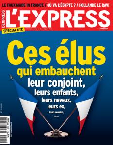 l'express _ ces élus qui embauchent