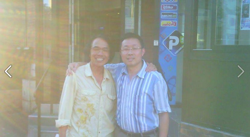 Lam Lê et Cuong PHAM PHU à Lognes